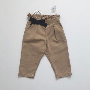 Zara babygirl pants